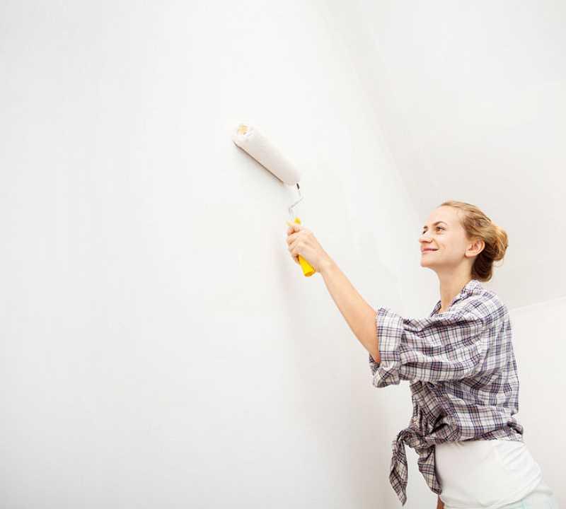 Przygotowanie ścian do malowania nie jest trudne