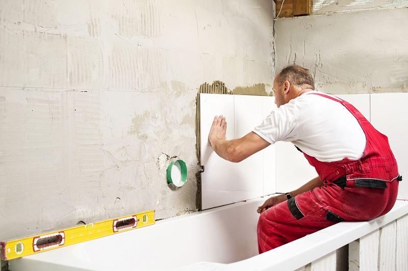 Gruntowny remont łazienki