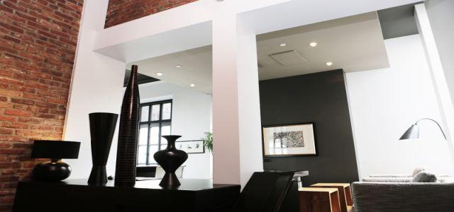 Oryginalne półki elementem wystroju Twojego salonu