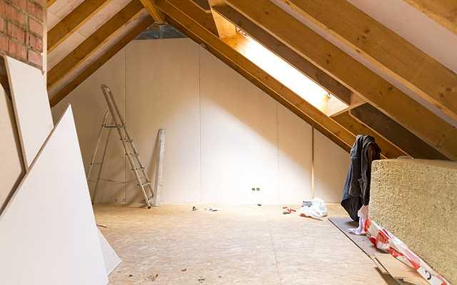 Dobra izolacja dachu nad poddaszem użytkowym