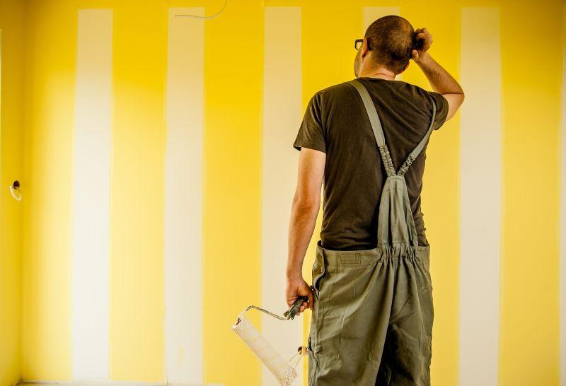 Jak dobrać farbę do pomieszczenia?