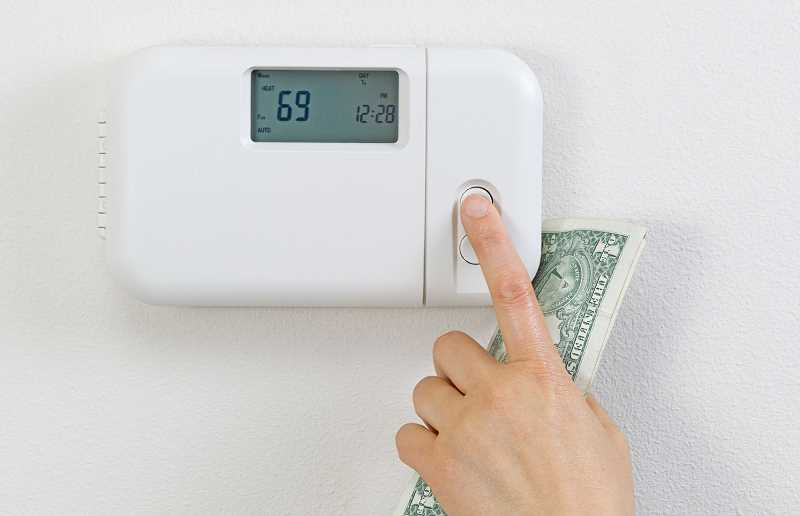 Ustawianie temperatury ogrzewania