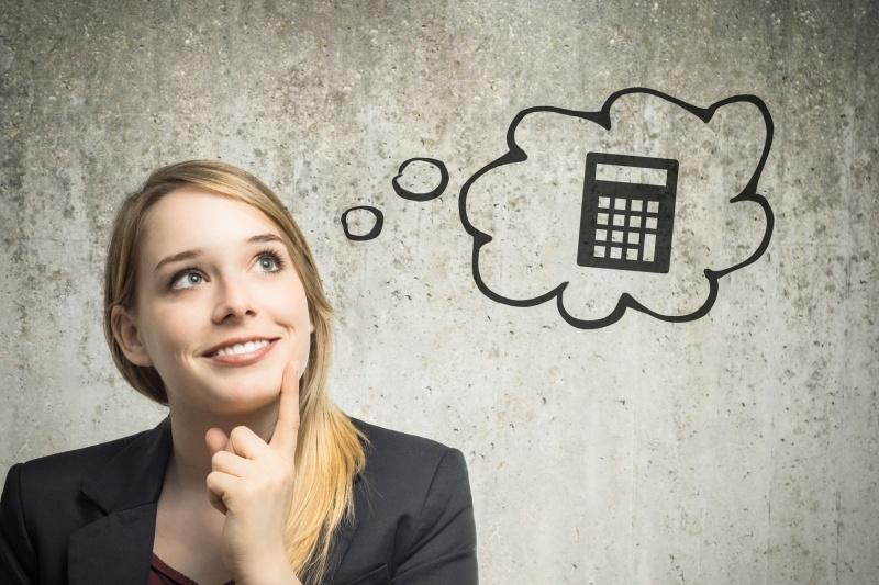 Kalkulator zdolności kredytowej - logo