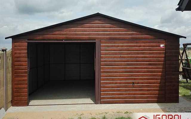 Ile kosztują garaże blaszane? Sposób wykonania popularnych blaszaków