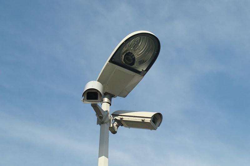 Kopułkowe kamery monitoringu