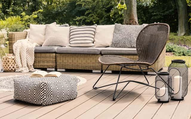 Kanapy i sofy ogrodowe - oferty, ceny, opinie, porady zakupowe