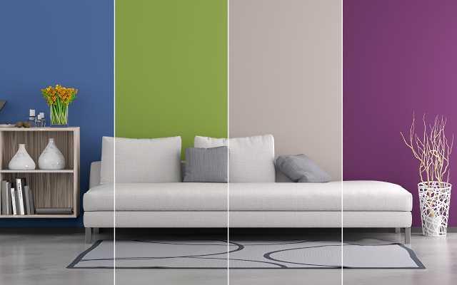 Kolory ścian - dlaczego ich wybór jest tak ważny?