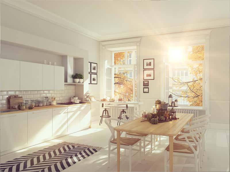 Jakie Kolory Do Kuchni Wybrac Zobacz Jak Najlepiej Pomalowac Kuchnie