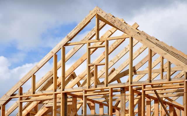 Konstrukcja dachu jętkowego - główne założenia