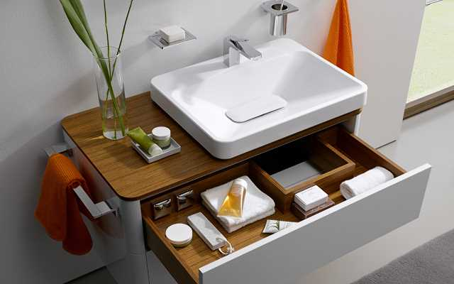 Piękna i funkcjonalna łazienka – sposoby na przechowywanie kosmetyków