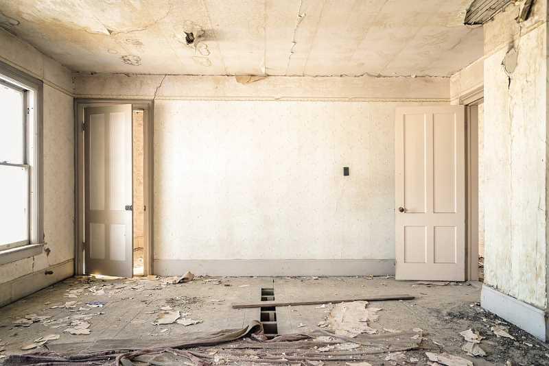 Jak zrobić szybki remont mieszkania?