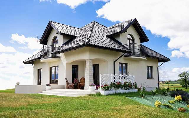 Modne dachówki dla nowoczesnych domów