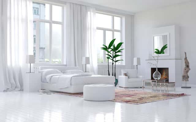 Modne firanki do salonu i sypialni - popularne wzory, opinie, ceny