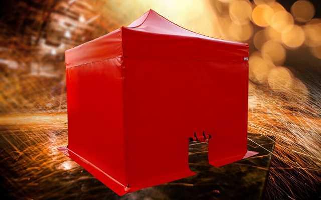 Namioty spawalnicze - kiedy ich użycie może być konieczne?
