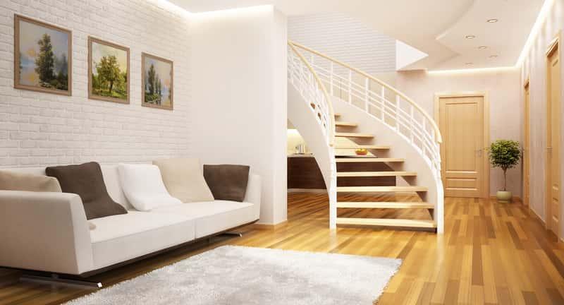 Nowoczesne schody - przegląd modnych rozwiązań, opinie, ceny, materiały