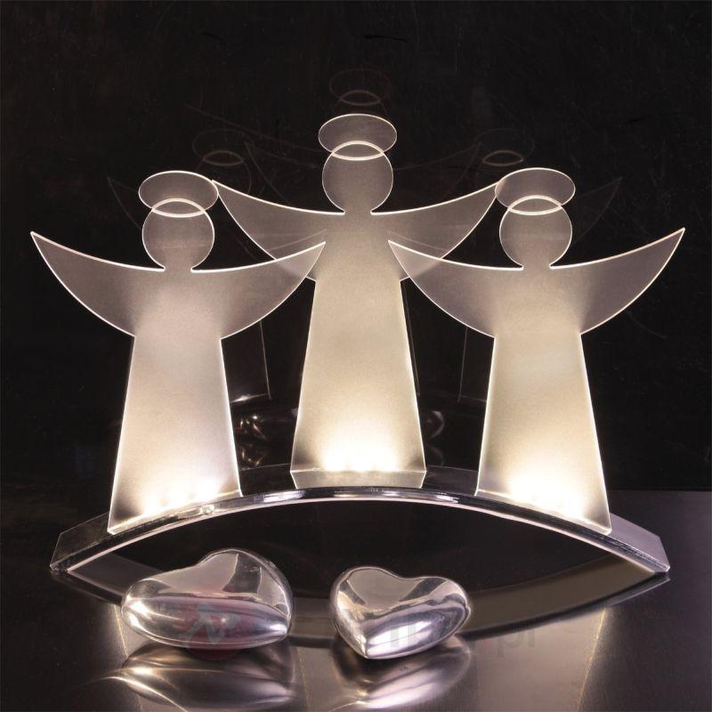 Sztuczne aniołki świąteczne