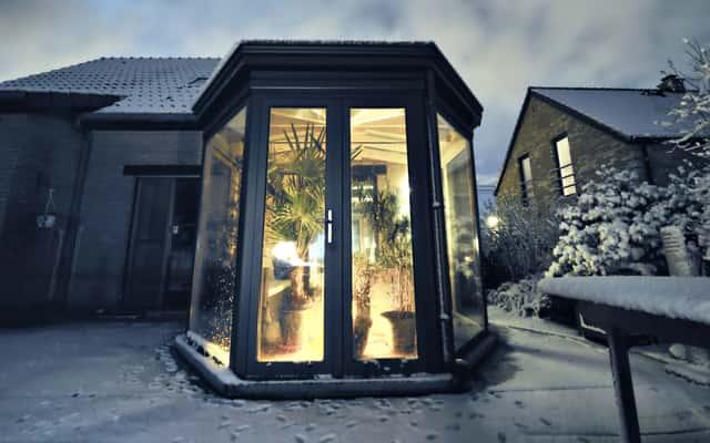 Projekty ogrodów zimowych - porady, opinie, ceny, wybrane projekty