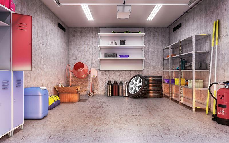 Ogrzewanie garażu