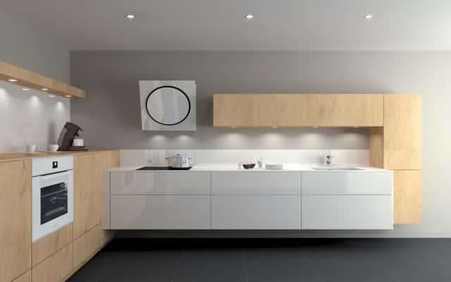 Jakie oświetlenie blatu kuchennego wybrać? LEDy czy inne rozwiązanie?