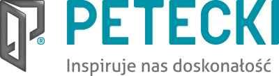 Logo producenta okien PETECKI