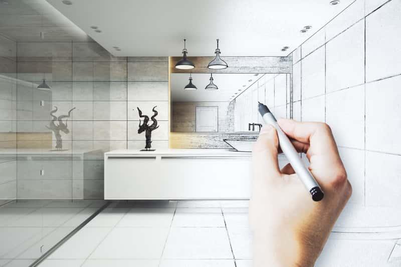 10 największych błędów przy planowaniu łazienki