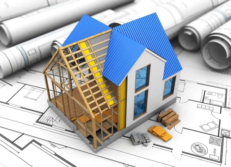 Plan domu jednorodzinnego