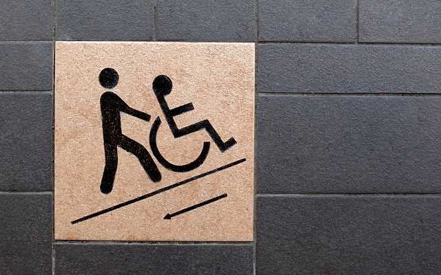 Pochylnie i podjazdy dla niepełnosprawnych