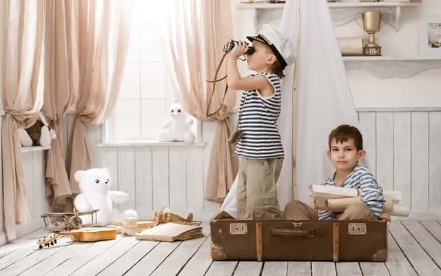 Pokój dla chłopca - top 10 pomysłów, które spodobają się każdemu chłopcu