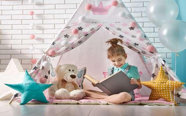 Pokój dla dziewczynki - 10 najlepszych pomysłów do każdego pokoju