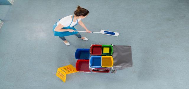Własna firma sprzątająca krok po kroku