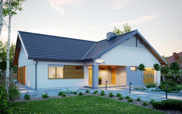 Projekty domów parterowych - znajdź swój wymarzony dom!