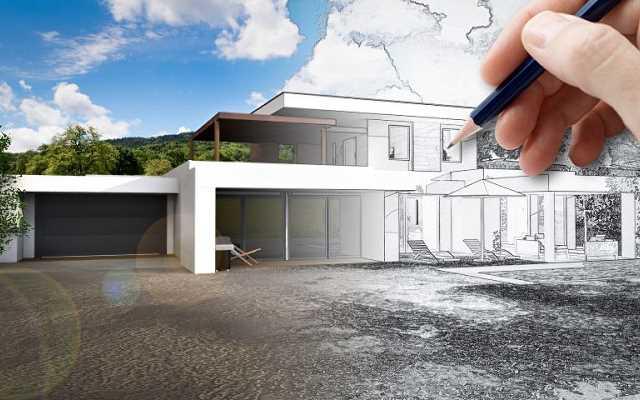 Domy z wizją – najciekawsze projekty domów jednorodzinnych