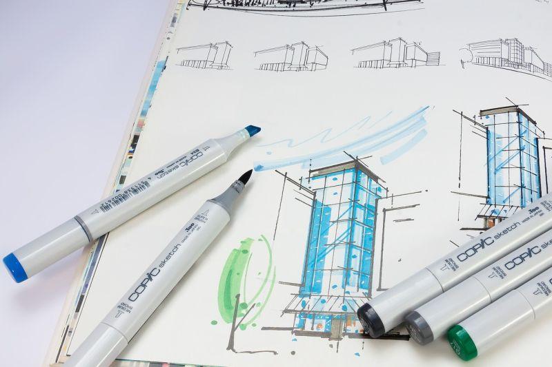 Na wąskiej działce da się wybudować dom