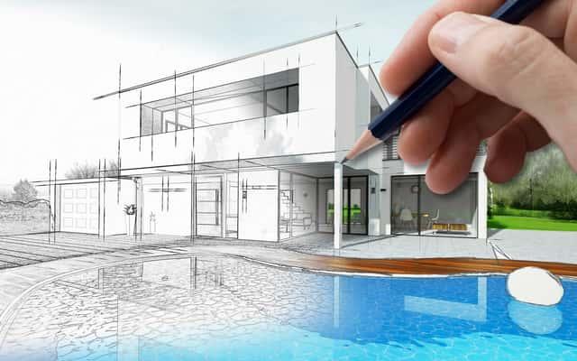Projekty domów z płaskim dachem gwarantujące nowoczesną kubaturę