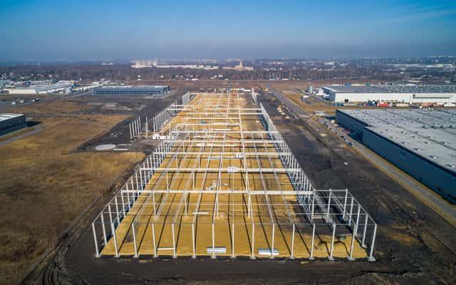 Projekty hal stalowych - hale produkcyjne, przemysłowe, wiaty stalowe i inne