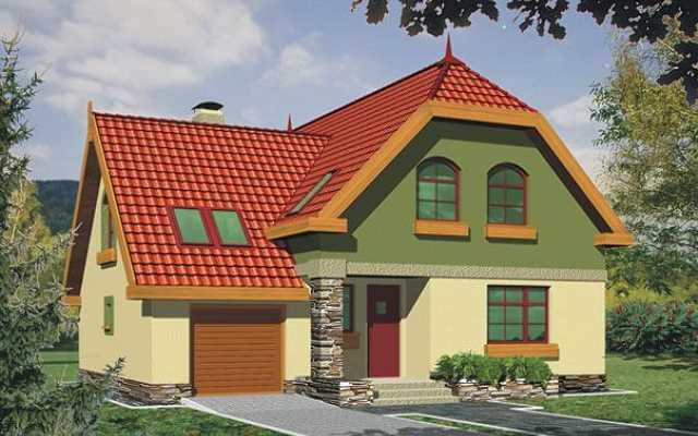 Projekty domów z garażem jednostanowiskowym – wybierz coś dla siebie!