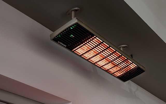 Promienniki podczerwieni - jak działają i gdzie warto je zamontować?