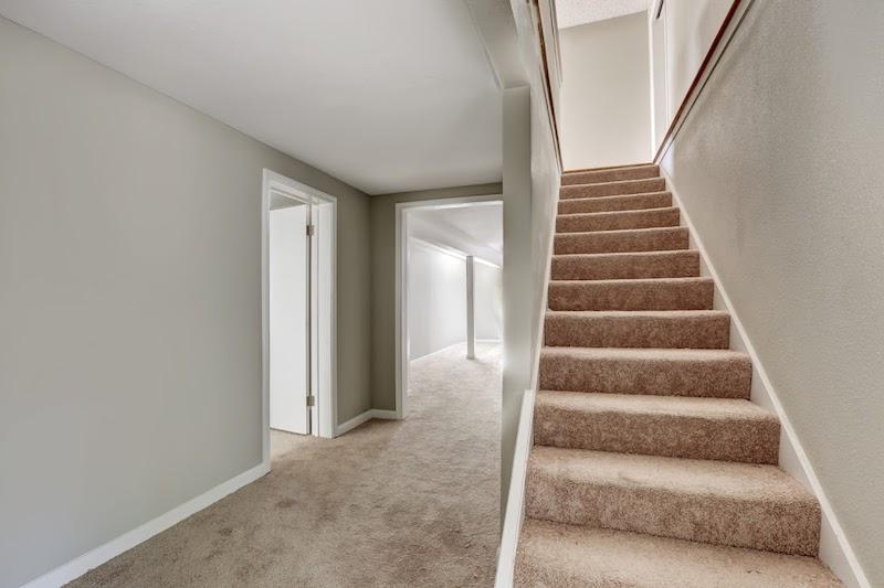 Schody dywanowe jako schody wewnętrzne