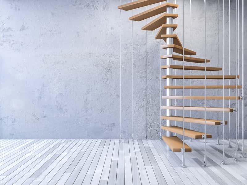 Schody kręcone spiralne - opinie, ceny, najlepsze materiały, porady