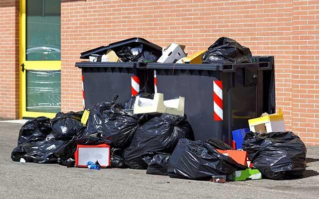 Segregacja ma sens - kosze do segregacji śmieci