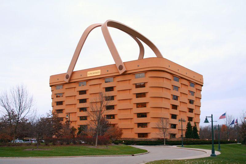Siedziba firmy Longaberger