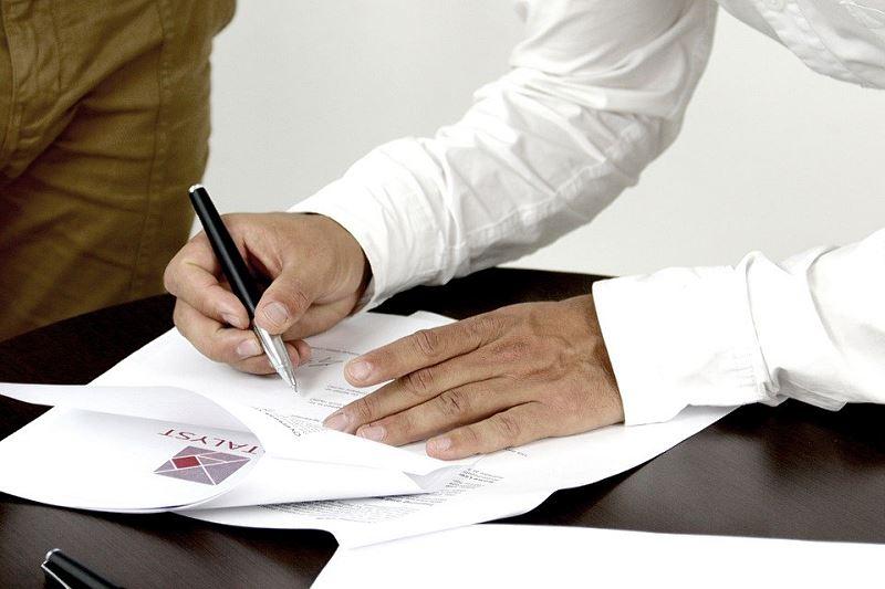 Podpis, Umowa, Osoba Podpisująca Dokument