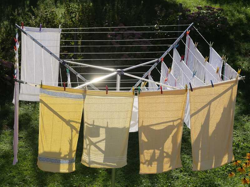 Suszarki do prania
