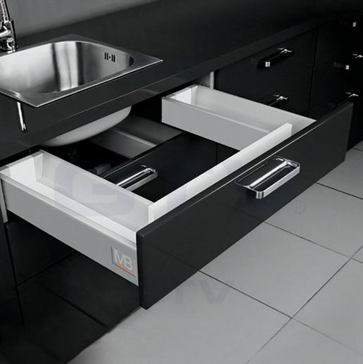 Systemy szuflad kuchennych