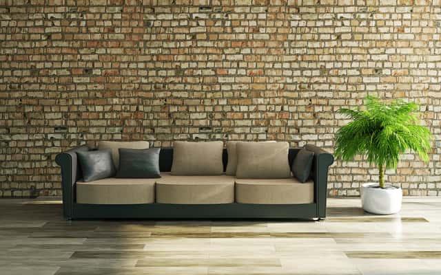 Tapeta cegła - inspiracje, popularne wzory imitujące cegłę, ceny, opinie, producenci