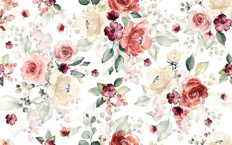 Tapety w kwiaty – modne czy passe? Sprawdź trendy