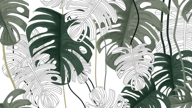 Nowoczesne tapety ścienne – rodzaje, popularne wzory, modne style