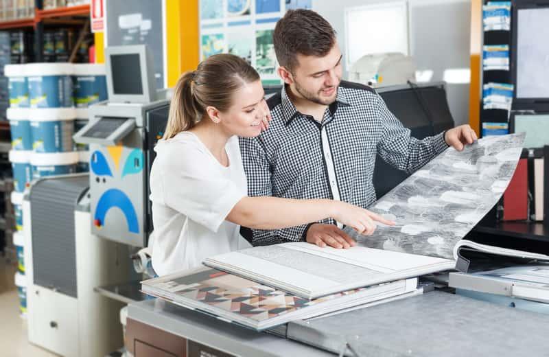 Tapety w OBI – przegląd oferty, ceny, opinie, popularne typy tapet