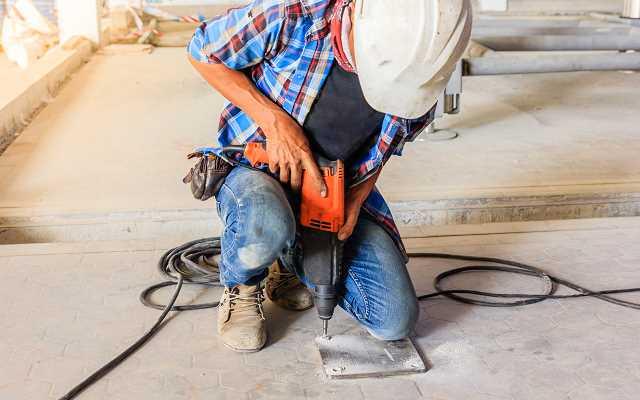 Cięcie i wiercenie w betonie