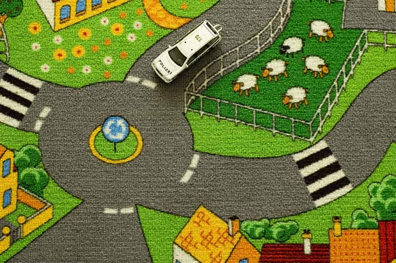 Wykładziny dywanowe dla dzieci - popularne modele, opinie, ceny